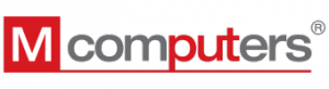 Logo M Computers